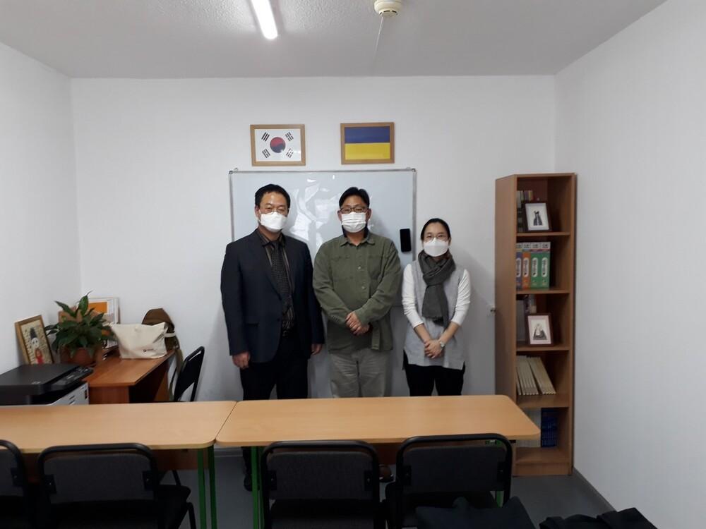 비전센터 한글학교 방문